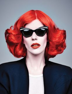 Karen Walker taps herself to star in new campaign