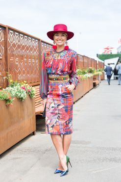 Street style from Melbourne Cup 2015