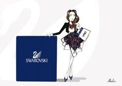 Celebrate VFNO with Swarovski
