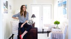 House tour: stylist Louise Roe's Hollywood Hills home