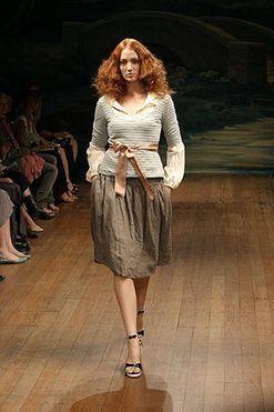 Marnie Skillings Australian Fashion Shows Spring/Summer 2005