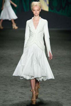 Vera Wang Ready-to-Wear S/S 2013