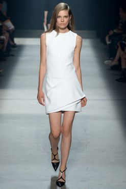 Narciso Rodriguez ready-to-wear spring/summer '14