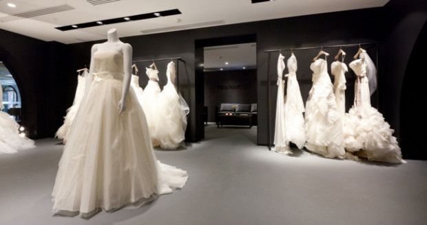 Vera wang opens her first bridal boutique in australia for Boutique en ligne vera wang