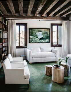 House tour: an interior designer's six-bedroom villa on the shores of a Venice canal