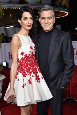How George Clooney's proposal to Amal was almost a disaster