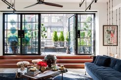 House tour: an industrial loft renovation in New York