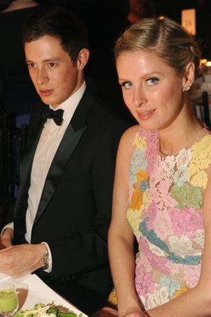 Nicky Hilton is engaged to James Rothschild