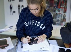 Exclusive: Your first look at Gigi Hadid's new collection for Tommy Hilfiger