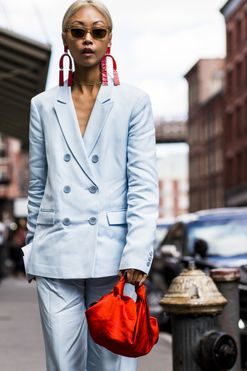 Street style lessons from New York's fashion set: eight pieces you will be wearing next