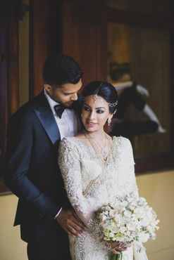Inside an opulent Sri Lankan wedding