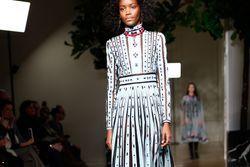 Suzy Menkes at Paris Fashion Week: day six