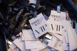 Watch: Inside Vogue Fair