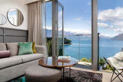 Luxe hotel tour: QT's new mountainside Queenstown hotel