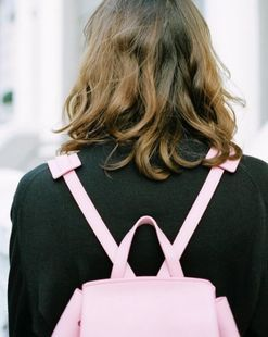 Notes on buying a backpack for the girl who isn't quite sold