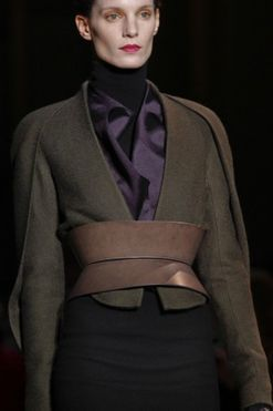 Haider Ackermann Ready-to-Wear A/W 2012/13 details gallery