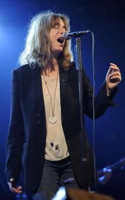 Patti Smith style file