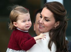 Kate Middleton reveals Princess Charlotte's favourite sport