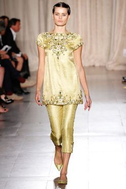 Marchesa Ready-to-Wear S/S 2013