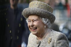 The Queen wants to hire you to wash her dishes