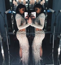 Kylie Jenner's rejected back-up Met Gala 2017 dress was super risque and took 350 hours to make