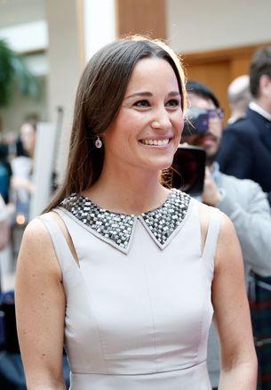 Pippa Middleton's wedding dress: new details emerge
