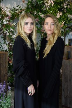 Mary-Kate and Ashley are obsessed with cleansing their homes