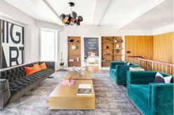 Inside Keith Richards's seriously cool New York City penthouse