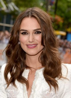 Keira Knightley has been wearing wigs for years