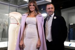 Hervé Pierre: dressing the First Lady
