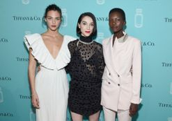 Inside the Tiffany & Co. Fragrance launch in New York