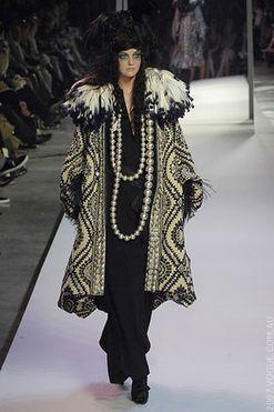 Christian Lacroix Haute Couture Autumn/Winter 2007/08