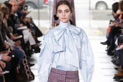 Suzy Menkes at New York Fashion Week: day six