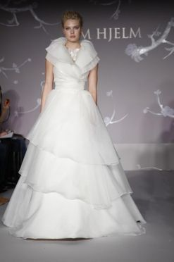 Jim Hjelm Bridal Fall 2011