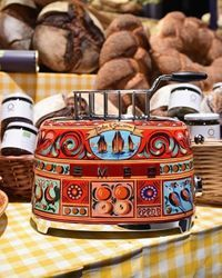 Dolce & Gabbana are making toasters and blenders